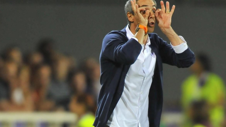 Paulo Sousa in Fiorentina-Milan 2-0
