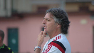 Riccardo Monguzzi, allenatore degli Allievi Nazionali del Milan