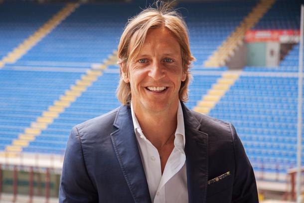 Massimo Ambrosini, ex centrocampista e capitano del Milan