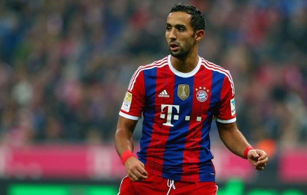 Benatia con la maglia del Bayern Monaco
