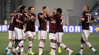 Bacca in Milan-Inter 2-1, Trofeo TIM