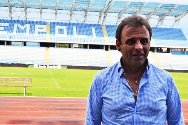 Fabrizio Corsi, presidente dell'Empoli