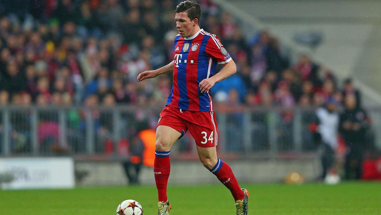 Pierre-Emile Højbjerg, Bayern Monaco
