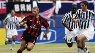Milan-Juventus, Supercoppa 3 agosto 2003