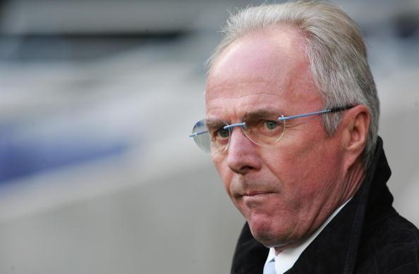 Sven Goran Eriksson, ex allenatore della Lazio