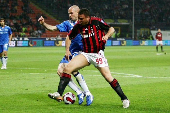 Milan-Empoli 3-1, 2006