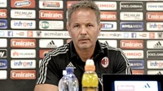 Mihajlovic in conferenza, Milan-Empoli