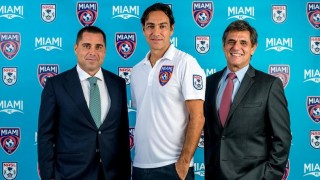 Alessandro Nesta, Miami FC