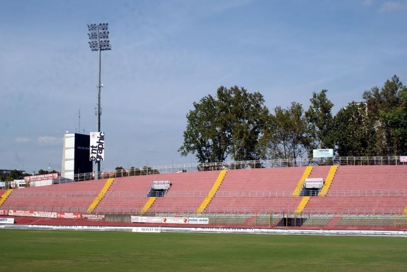 """Stadio """"Martelli"""", Mantova"""