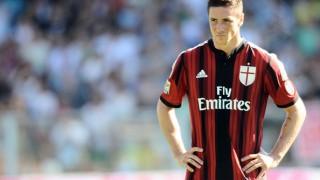 Fernando Torres con la maglia del Milan