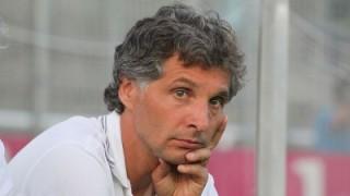 L'ex rossonero Mario Bortolazzi