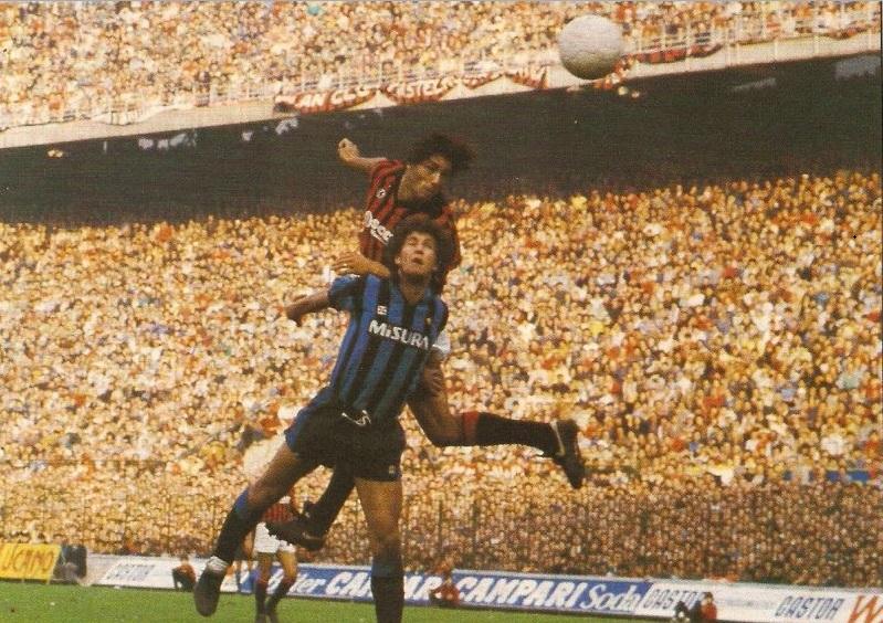 Il gol di Mark Hateley nel derby dell'ottobre 1984