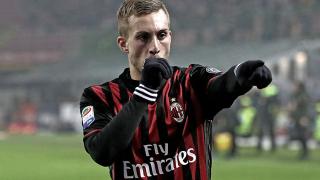 Milan Gerard Deulofeu (fonte: acmilan.com).