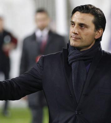Vincenzo Montella, allenatore del Milan.