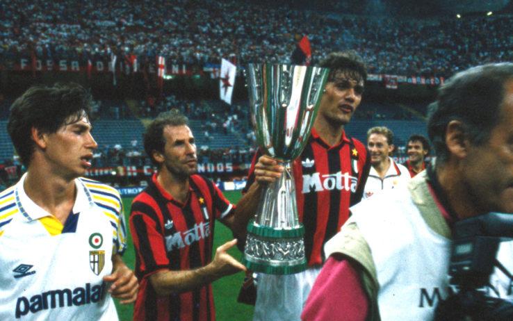 Risultati immagini per Milan-Parma 1992