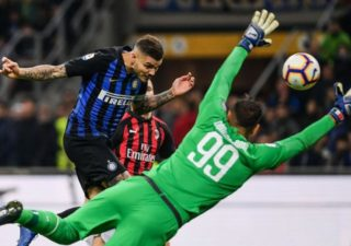 Icardi Inter Milan