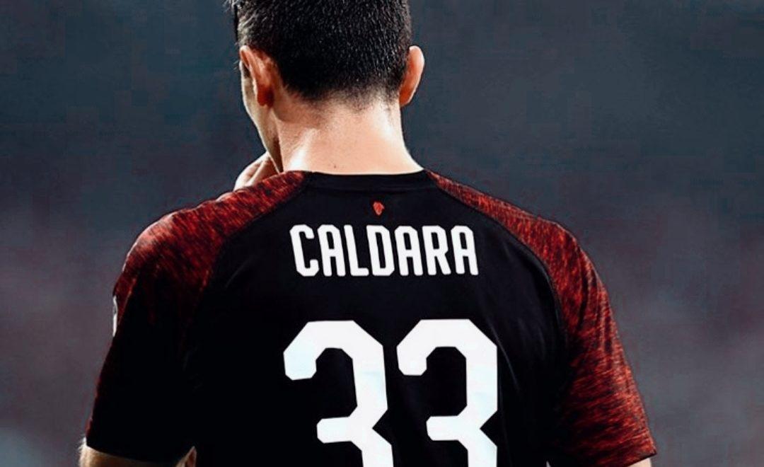 Milan, Mattia Caldara: