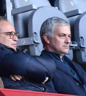 Luis Campos e Mourinho fonte il Corriere