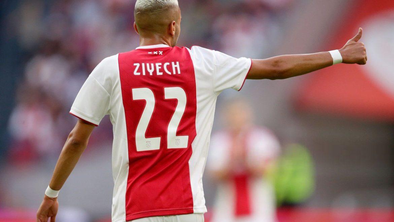Ziyech fonte Twitter
