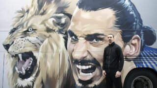 Ibrahimovic leone